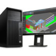 HP Z240 Tower Workstation ve HP Z23n Display
