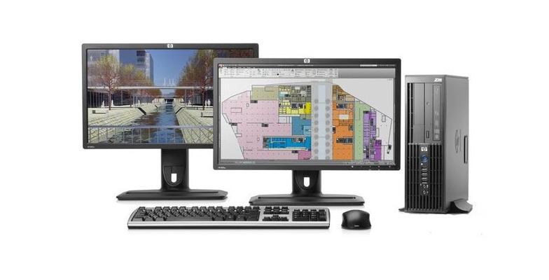 AutoCAD Sertfikalı HP İş İstasyonları