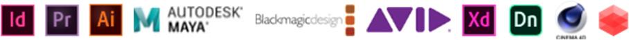 HP ZBook Studio G/ Bu Uygulamalar için Tasarlandı